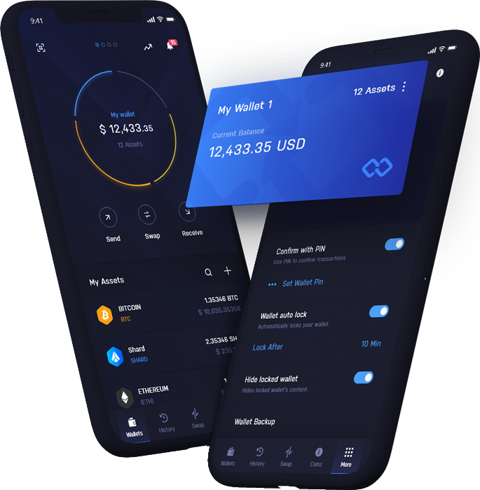 infinity wallet cryptocurrency