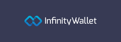 Infinity Wallet Usage Dark Image 1